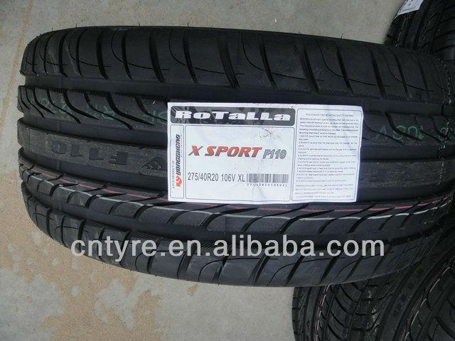 Rotalla Car Tire 275/40r20