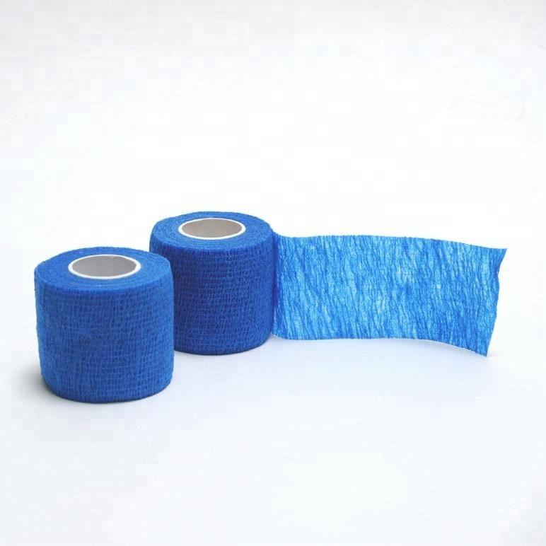 Vet Wrap Waterproof Colored Cohesive Elastic Bandage View Tubular Elastic Adhesive Bandage Mds Custom Product