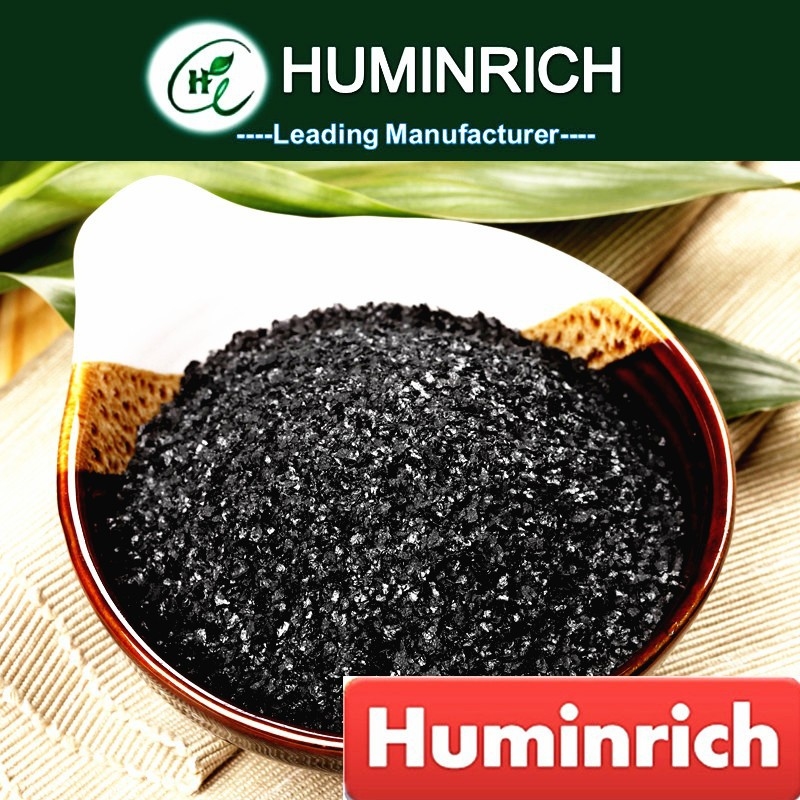 Huminrich Potassic Fulvic Acid Soil Microbe Fertilizer
