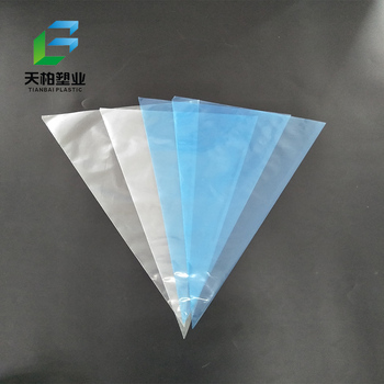 Foodgrade One Off Plastic Clear Cake Decorating Piping Bag Pastry Icing