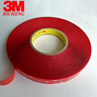 High Quality 3M 4905 double sided acrylic adhesive clear vhb tape 0.5mm thick