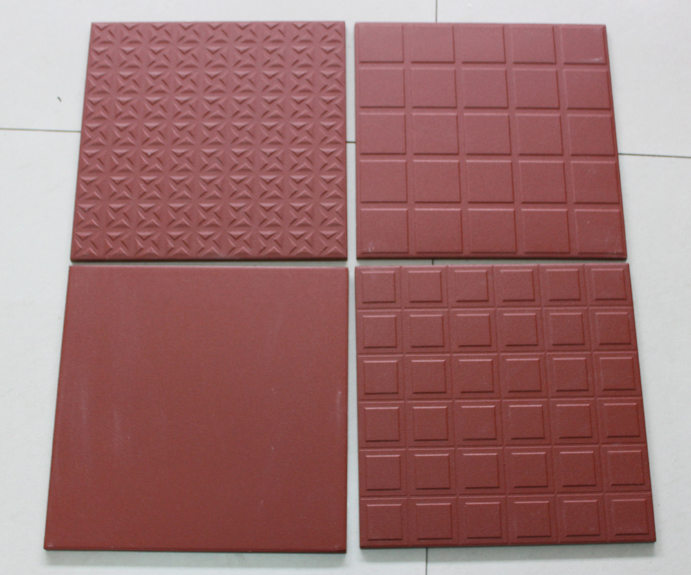 300x300mm cheap red clay floor tiles that widely used for indoor 300x300mm cheap red clay floor tiles that widely used for indoor and outdoor floor doublecrazyfo Gallery