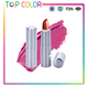 LS1303 2016 New Prodcuts Top Selling Colour Cosmetic Matte Lipstick Long Lasting than Kissproof Kiss proof