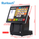 Runtouch RT6901 Quick Service, Fast Food, Yogurt, Bakery, Sandwich, Drive In Restaurant POS