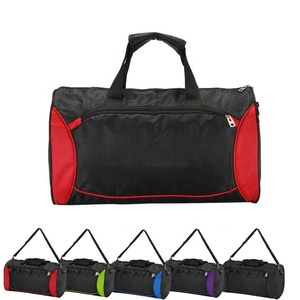 Low Custom MOQ Foldable Waterproof Sports Gym Duffel Bag for Women&men