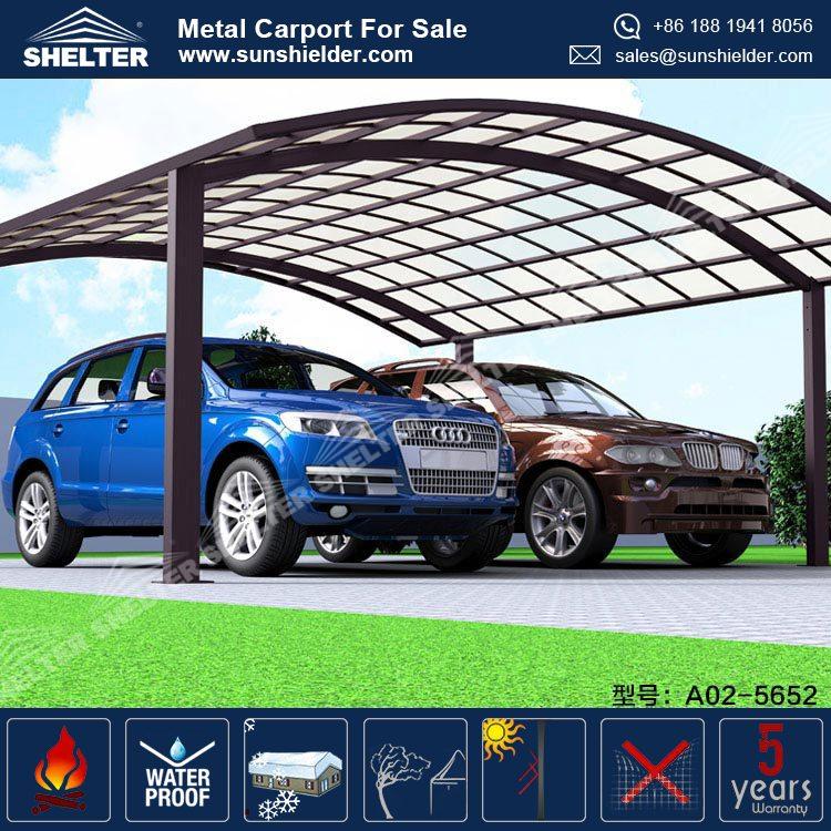 2 Car Metal Carport 2 Car Metal Carport Suppliers And