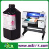 Ocbestjet Factory price soft LED uv printing ink for konica printer head uv inkjet printer ink