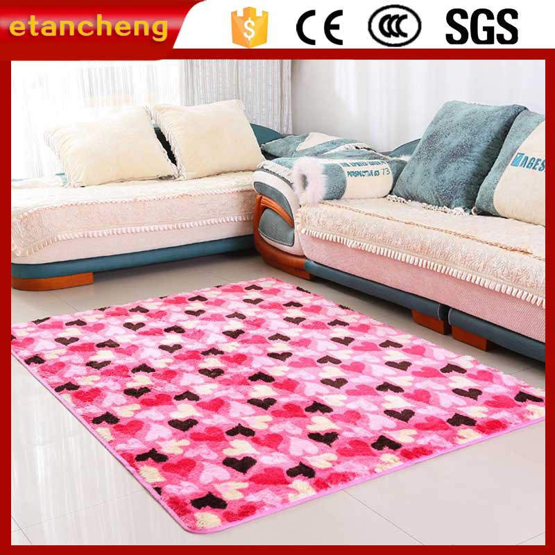 2017 Retro Red Shaggy Carpet For 80% Discount