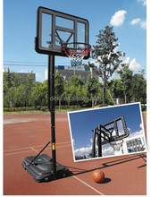 DKS 91100 Adjustable Movable Kids Basketball Stand
