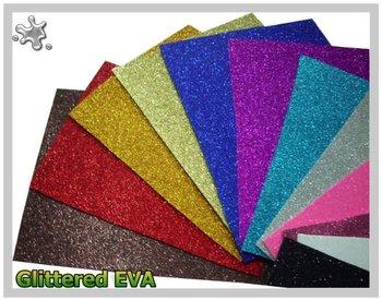 Glitter Eva Foam ( In Roll Form) - Buy Plastic Sheet Product on ...