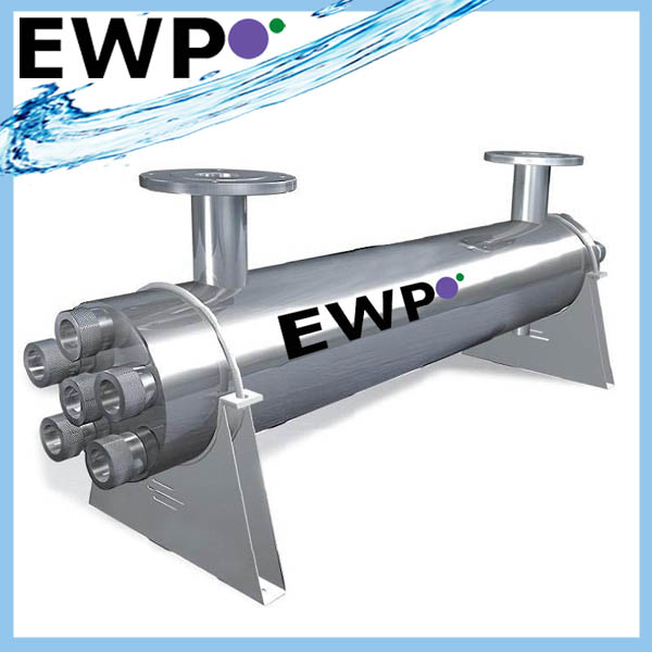 Ultraviolet water purification UV system