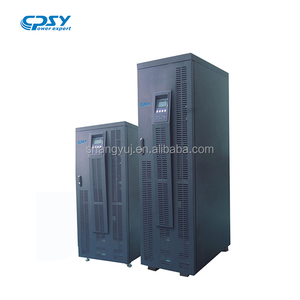 3/3 phase 380/400/415V 10/20/30/40KVA high frequency online uninterruptible power supply N+X parallel UPS for data center