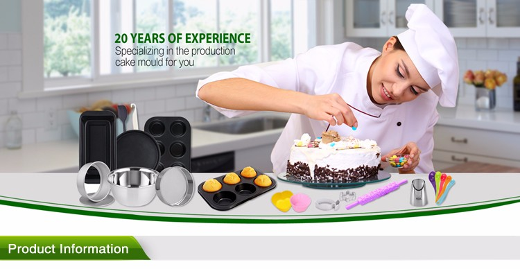 New products custom design cake baking tools with good offer