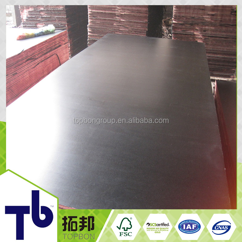 Cheap price for concrete form plywood