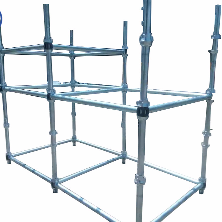 cuplock scaffolding system used in project with good quality