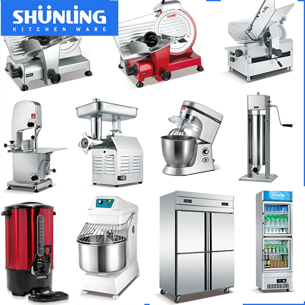 Shunling Hotel Electric Commercial Kitchen Equipment For