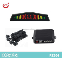 2015 hot selling ultrasonic car LED parking sensor, ultrasonic sensor car