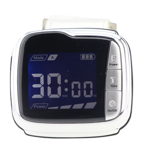 hot product laser watch pain releif diabetes hypertension