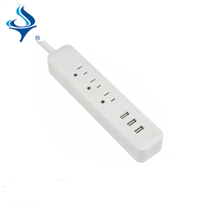 Multi Function dc jack functional usa socket power usb board