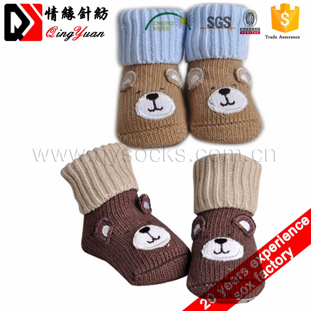 Encuentre el mejor fabricante de zapatitos al crochet de bebe y ...