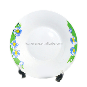 excellent porcelain plate dishes, Chinese printed ceramic dishes,ceramic dinner plate