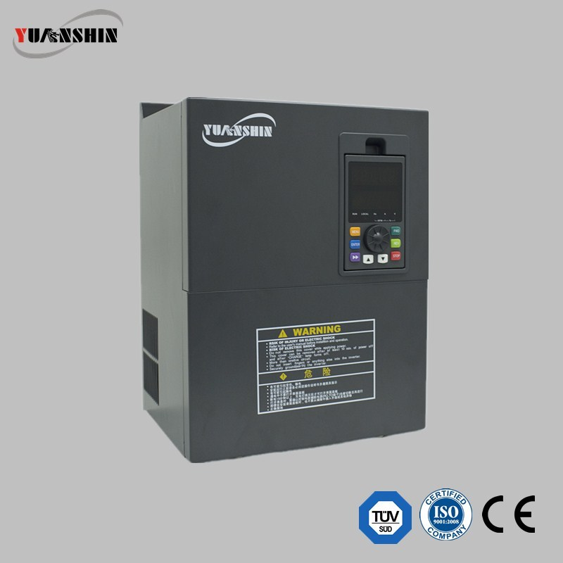 Yuanshin 3PH 15kW New advanced drive motor control frequency inverter/AC drive/VFD