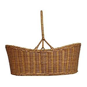 YZL/ Rattan/bamboo basket basket/storage baskets/fruit baskets/basket/shopping cart/shopping basket/baskets/picnic basket/storage basket , yellow