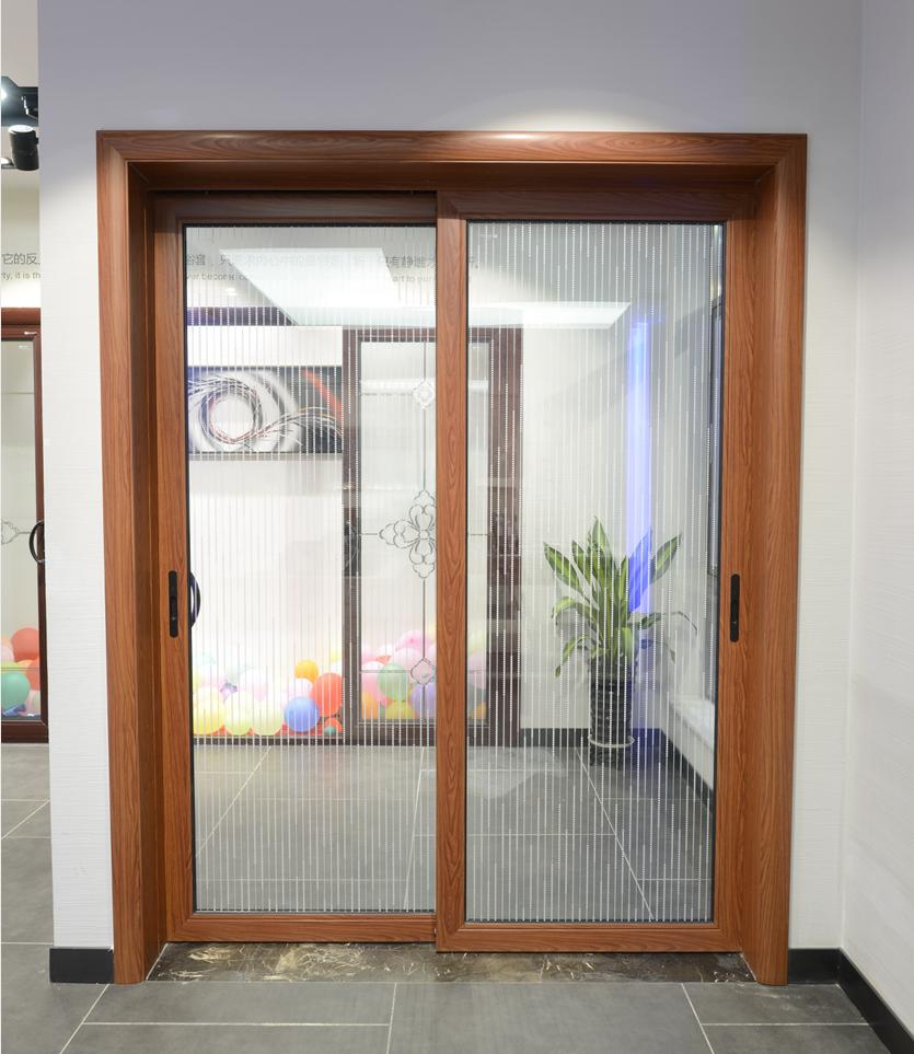 Puertas corredizas de vidrio precios para los interiores for Correderas de aluminio precios