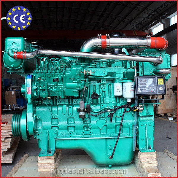 240HP Marine Diesel Engine Inboard 240HP Ship Engine