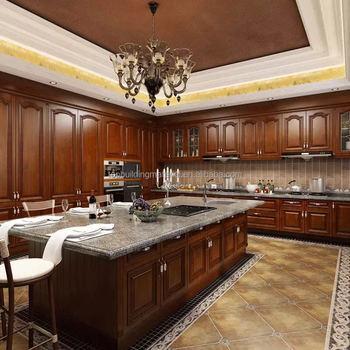 Super Grandes Muebles De Cocina Americana Gran Central Isla - Buy Central  Isla,Muebles De Cocina Americana,Isla De Cocina Product on Alibaba.com