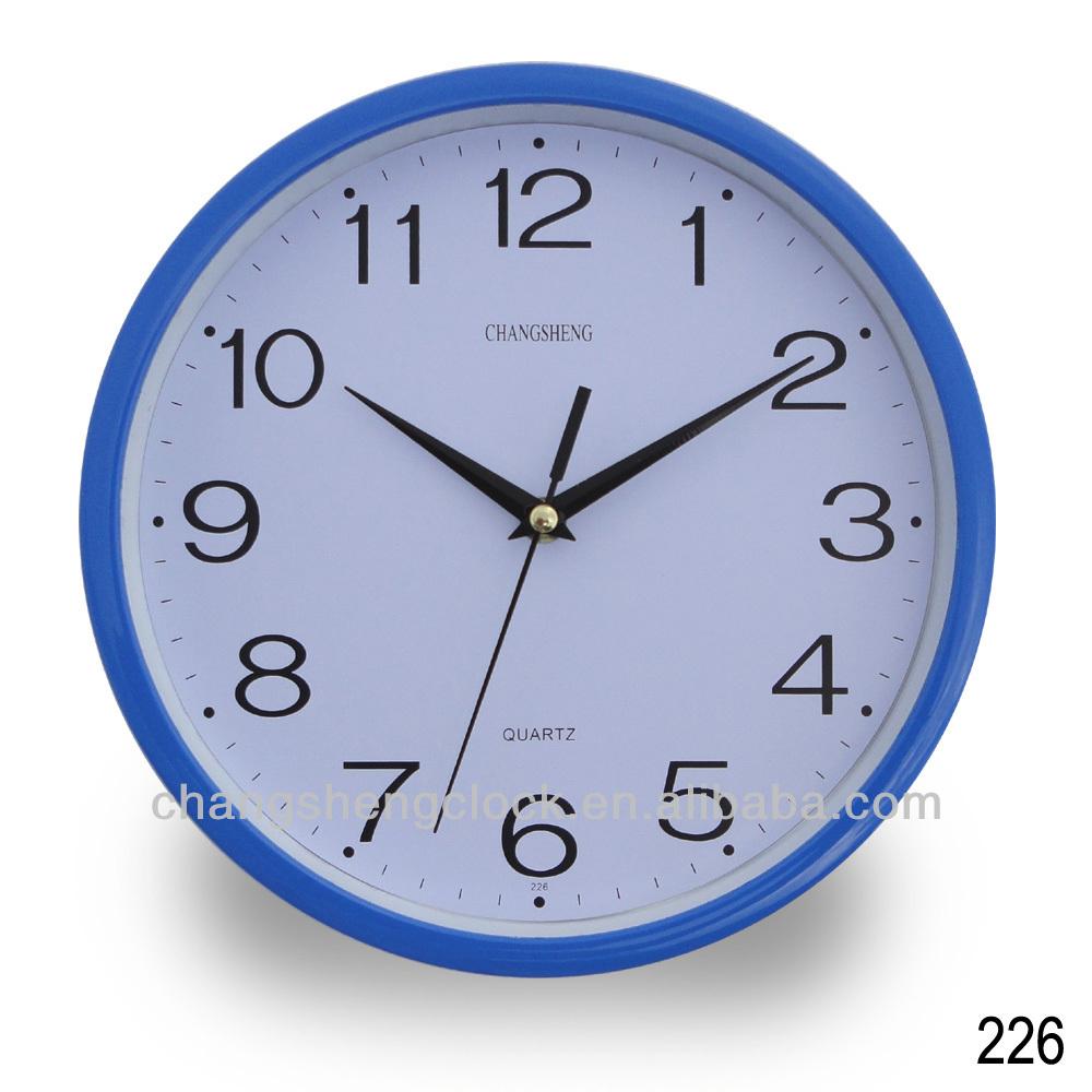Reloj de pared cocina reloj de pared diseno jardin flores - Relojes pared cocina ...