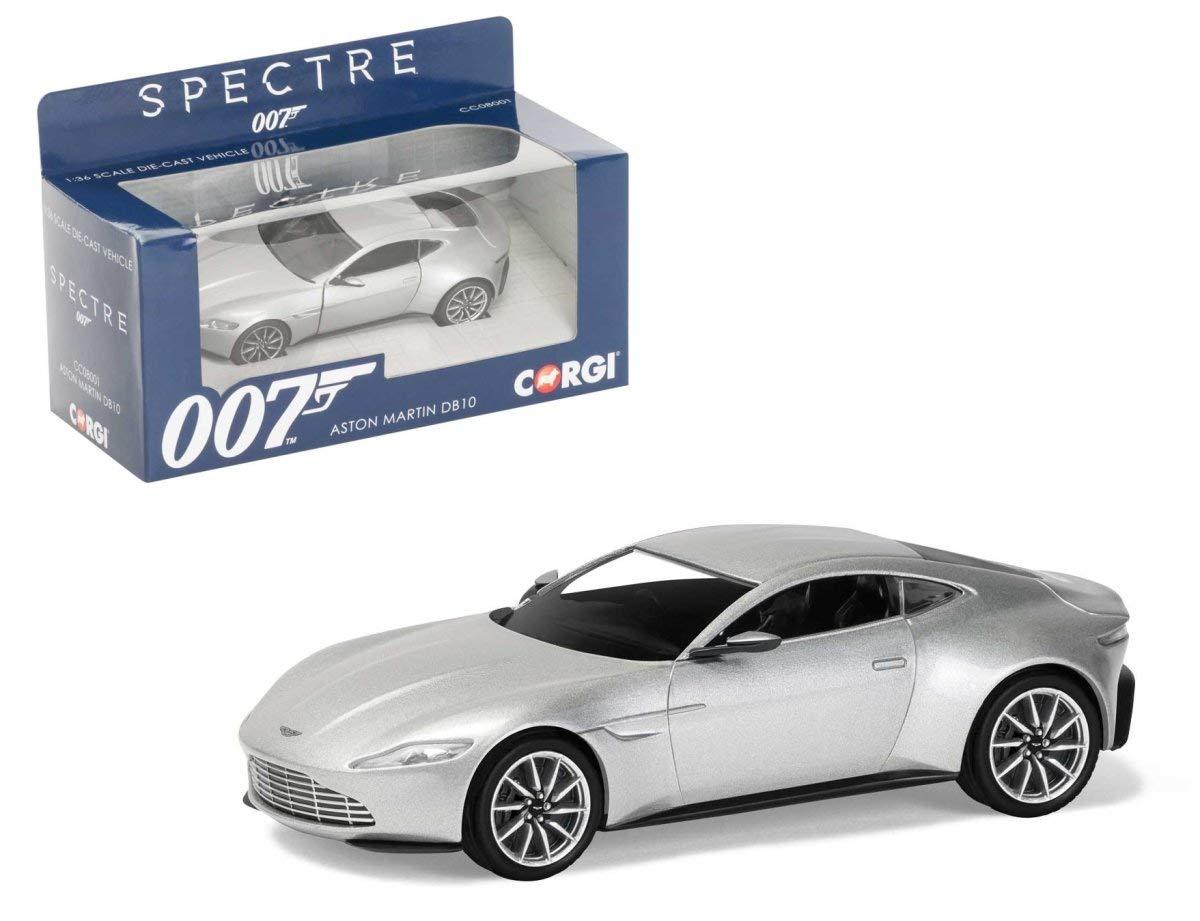 Aston Martin DB10 Diecast Model Car from James Bond Spectre CC08001