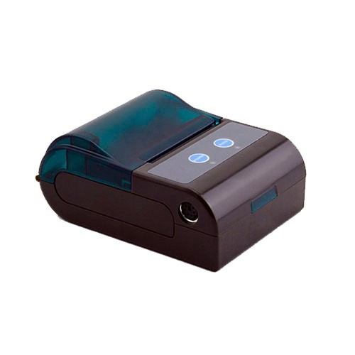 android mini mobile biometrische bluetooth thermodrucker