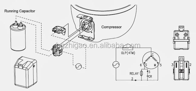 Buen Quanlity Original Peque U00f1o Dom U00e9stica Samsung Compresor