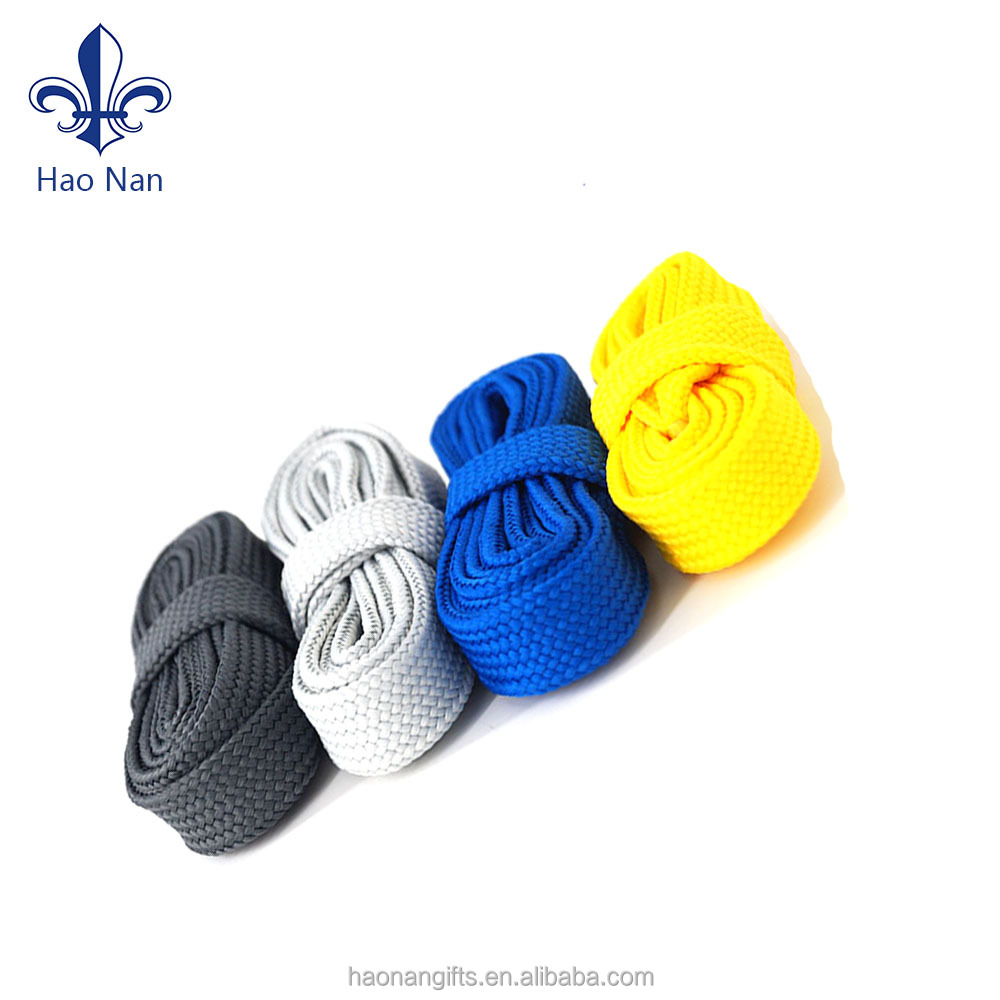 Innovative colorful new hot flat/oval shoe laces for wholesales