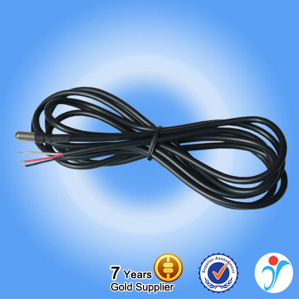 China Supplier Digital Water Heater Industrial Thermometer Surface Mount DS18b20 Temperature Sensor