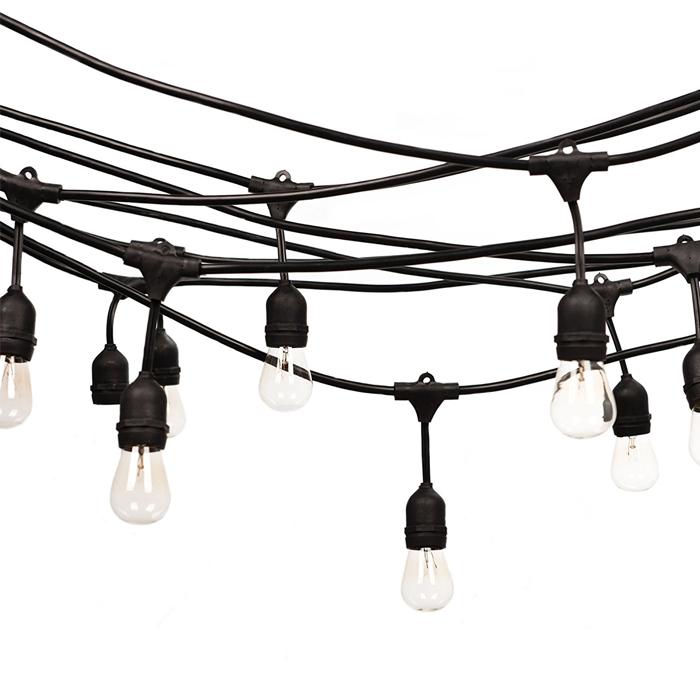 Wateproof S14 E27 LED String Light for Christmas Decoration