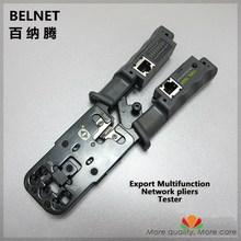 High-quality export Multifunction Combo cable Tester telephone line Crimping pliers Gerny Integration Network testing equipment