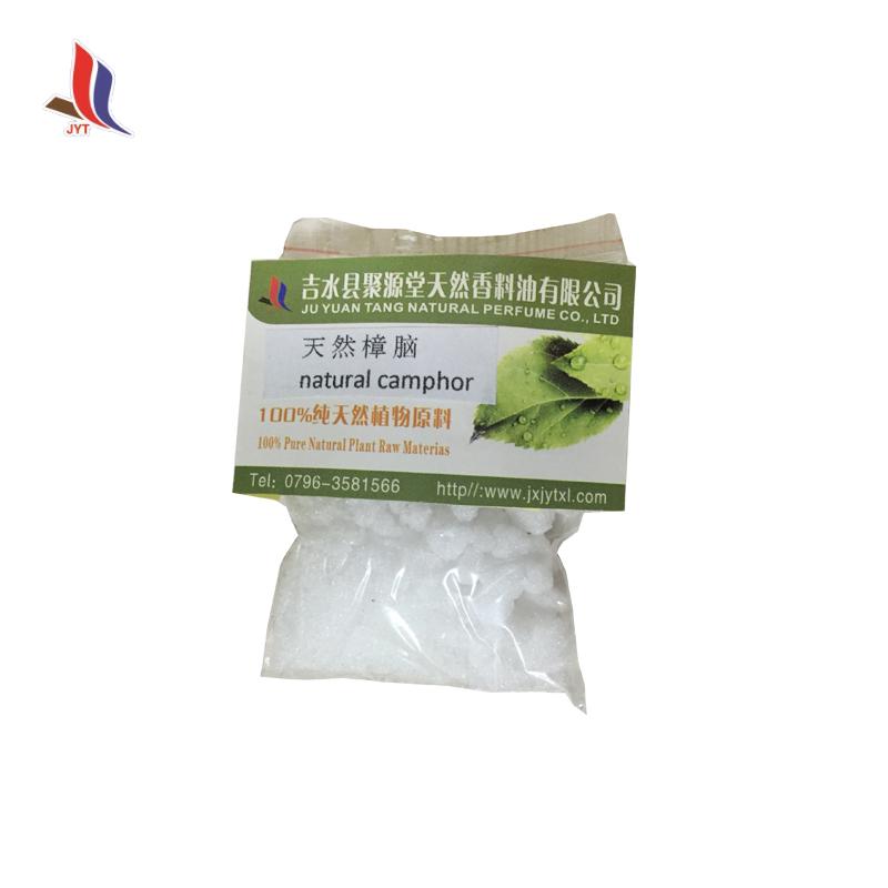 Beste Prijs Natuurlijke Kamfer Min 98% Grondstof voor Geur Essentie Medicinale Drugs