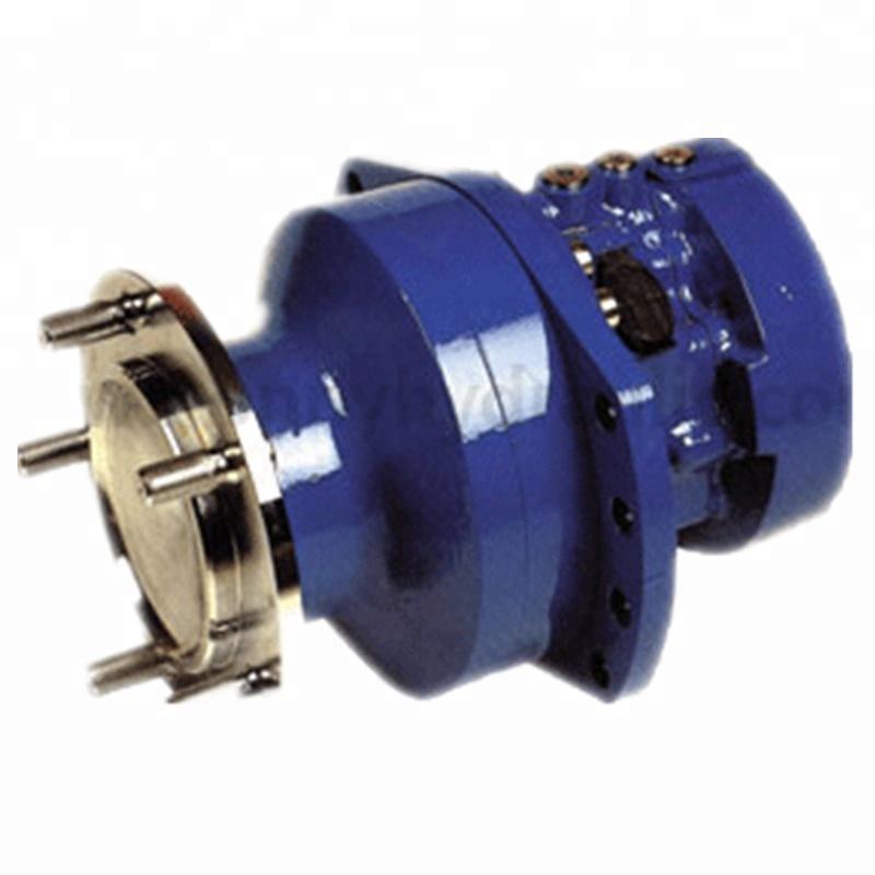 Wheel Mounted MS Series Wheel Motor Hydraulic Drive Motor