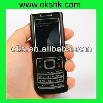 unlocked quad band 6500c 6500 calssic original 3G mobile phone