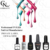 NAIL resin GEL POLISH UV GEL PRIVATE LABEL retail& wholesale OEM&ODM professional nail art products free sample made in China