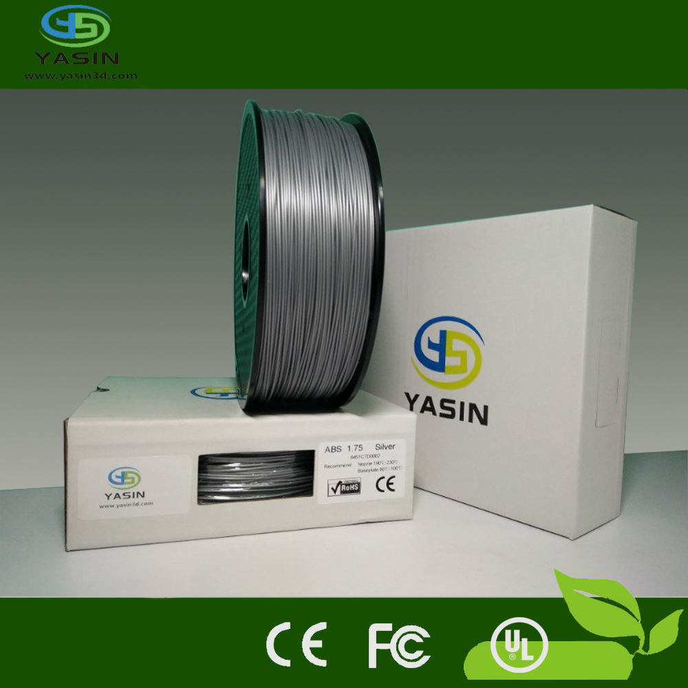 Plastic refills straight ABS/PLA rods 1.75 mm filament