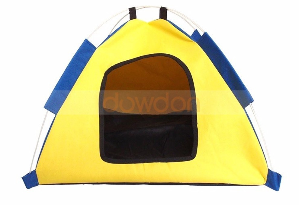 Outdoor Pieghevole e Portatile facile da Risolvere Samll Tenda Pet Dog
