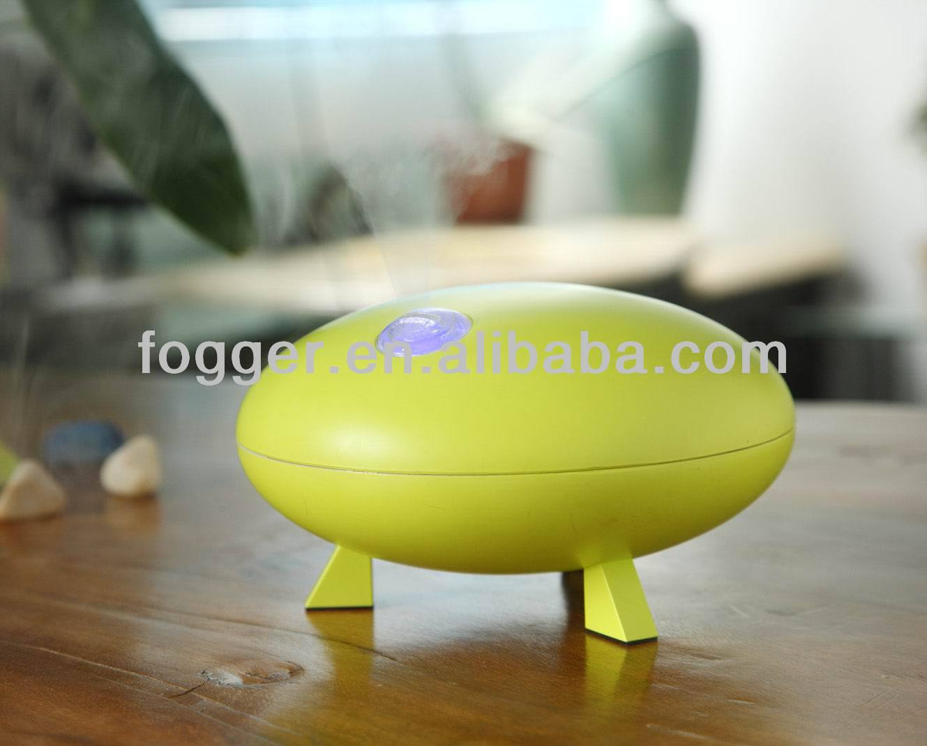 Electric essential oil porcelain aroma diffuser