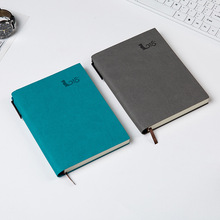 2018 Custom Logo Diary Wholesale Quality A5 office PU Leather Notebook