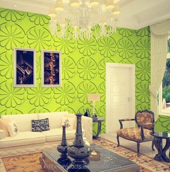 Pop Design Wallpaper Decorative Wall Panels 3d - Buy Pop Design ...