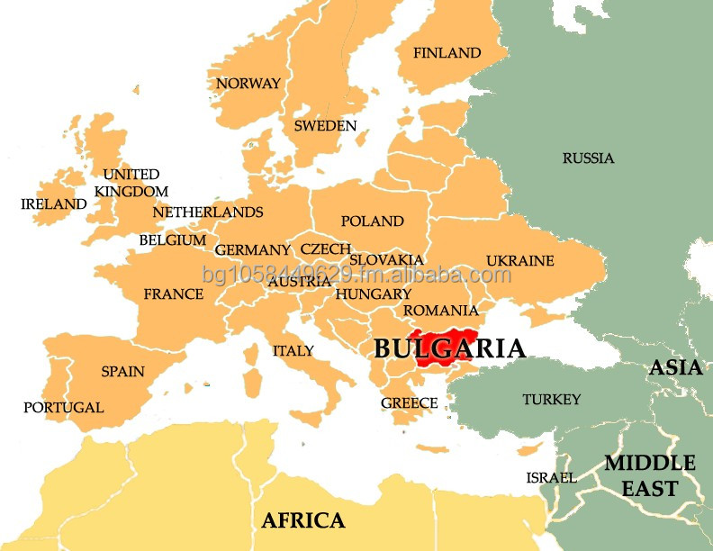 Incorporation Services in Bulgaria