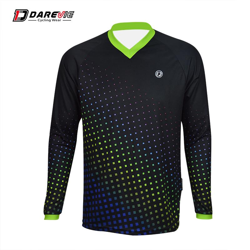 custom MTB cycling jersey wholesale mountain bike jersey MTB downhill jersey db99033f4