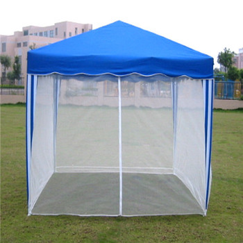 Outdoor folding canopy foldable mosquito net tent buy - Canopy tent with mosquito net ...